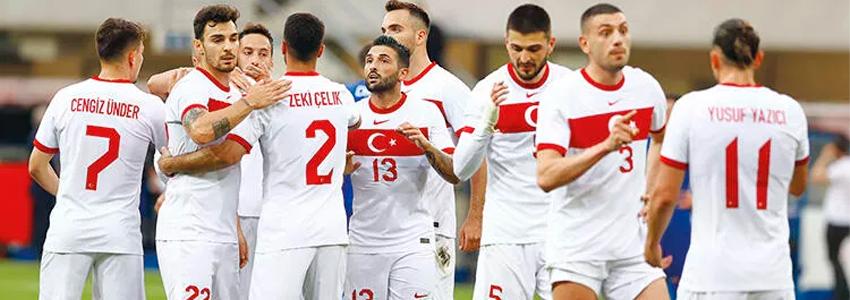 FIFA 21'e Göre A Milli Takım'ın Oyuncu Güçleri