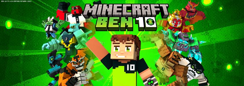 Minecraft Ben 10 DLC'si Çıktı!