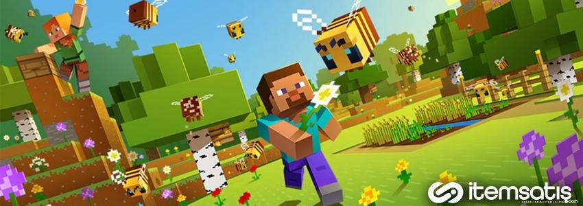 Minecraft, Uzun Süredir Bilinen Bir Hatayı Yeni Düzeltti