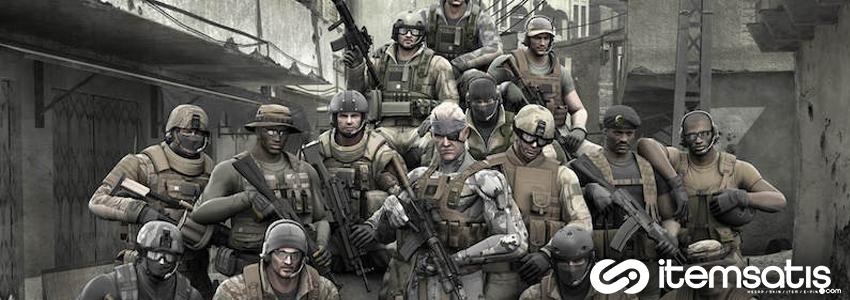 Metal Gear Online 2'nin PC Sürümünden Tanıtımı Duyuruldu