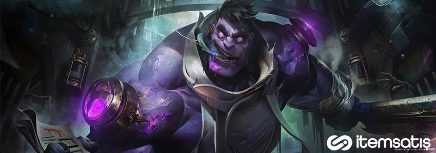 League of Legends Dr. Mundo Güncellemesini Yayınladı