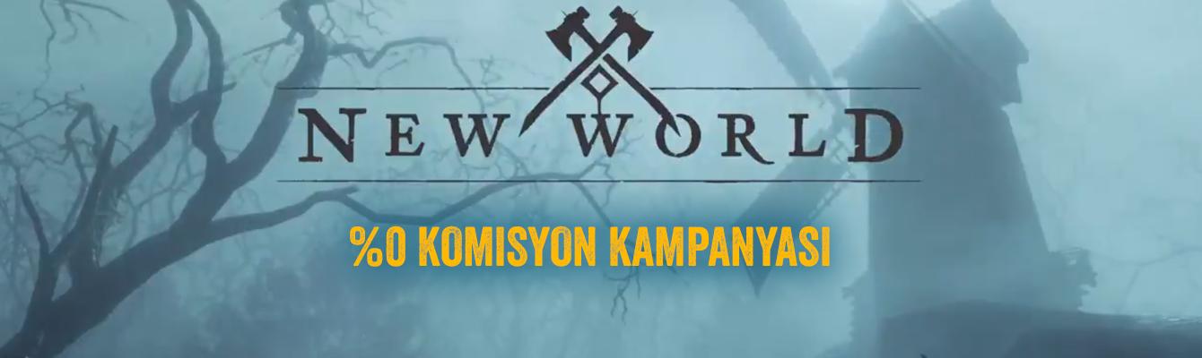 New World Kategorisinde Kampanya!