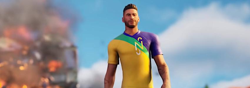 Fortnite'a Neymar Transferi
