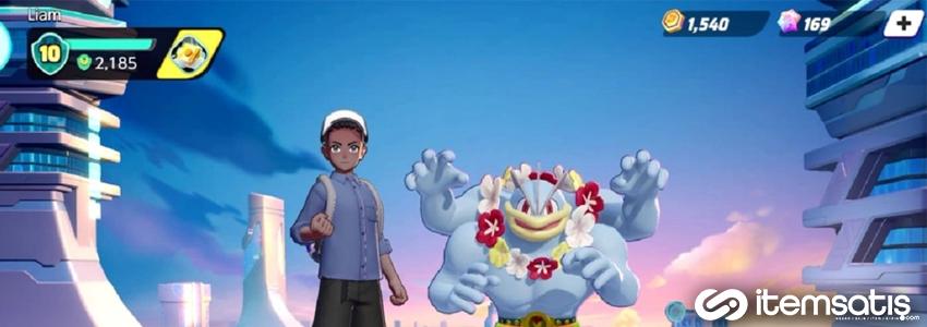 Moba Benzeri Pokemon Oyunu Pokemon UNITE Yayınlandı