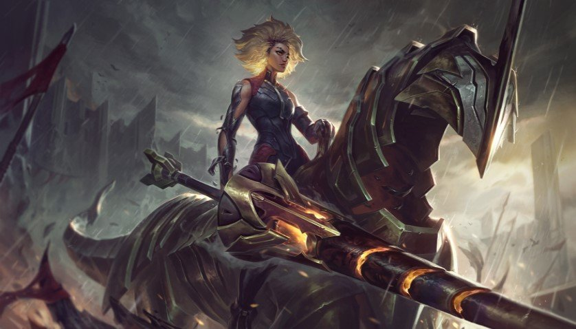 League of Legends Yeni Şampiyon Rell Oynanış Rehberi