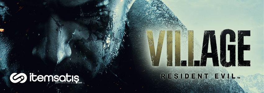 Resident Evil 8 çıkış tarihi açıklandı