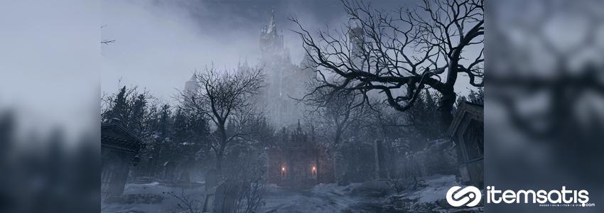 Resident Evil Village'dan İlk Oynanış Videosu ve Yeni Bir Fragman Geldi
