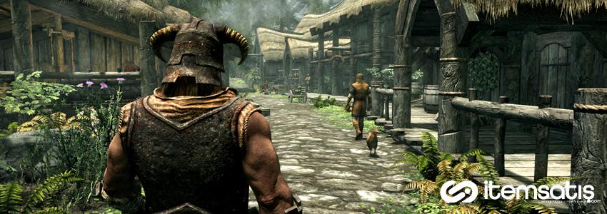 Skyrim Xbox Game Pass'a Geliyor