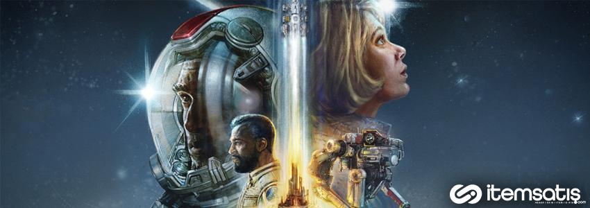 Yeni Skyrim Oyunu Uzayda Geçecek: STARFİELD