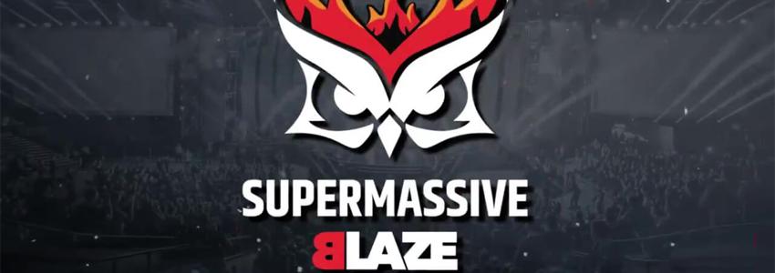 SuperMassive ile BLAZE Güçlerini Birleştirdi