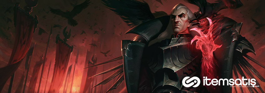 League of Legends Swain Oynanış Rehberi