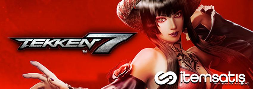 Tekken 7'ye Yeni Bir DLC Karakteri Geliyor