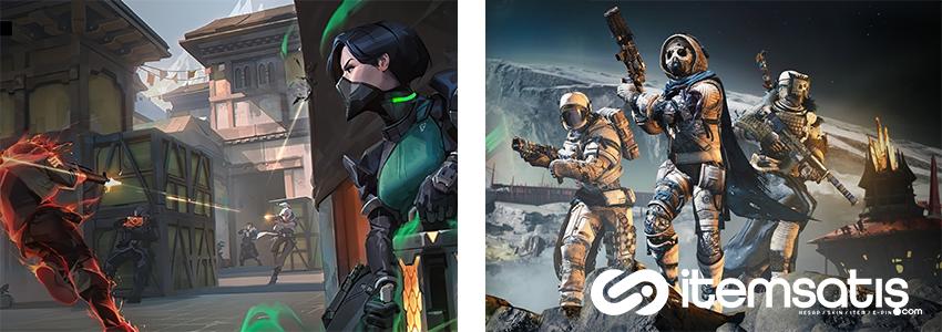 Valorant ve Destiny2'nin yapımcıları hileye karşı birlik oluyor.