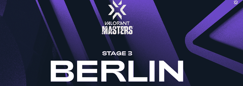 VCT Masters 3. Aşaması Berlin'de Oynanacak