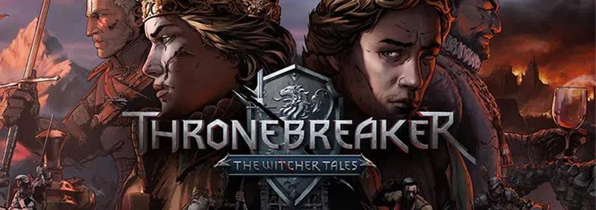Witcher evreninde geçen oyun Thronebreaker Çıktı!