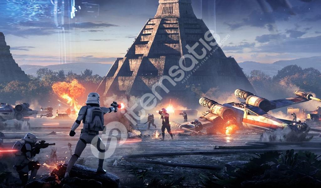 Ubisoft Tarafından Geliştirilen Yeni Star Wars Oyunu