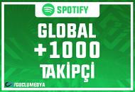 +1.000 Spotify Takipçi