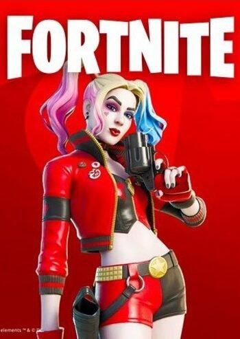 Fortnite Rebirth Harley Quinn Skin Epic games