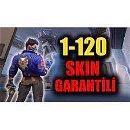 1-120 Skin Arası %100 Güvenilir