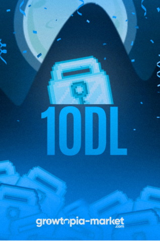 10 Diamond Lock