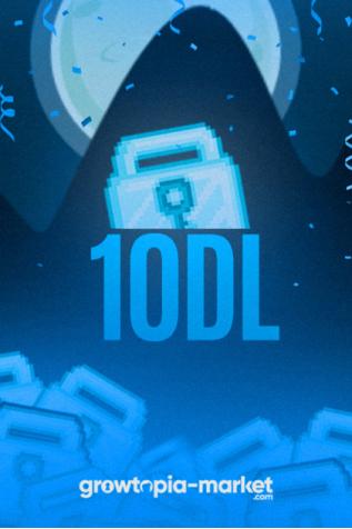 10 Diamond Lock L