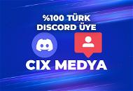 1000 TÜRK ÜYE DİSCORD - SÜPER TESLİMAT