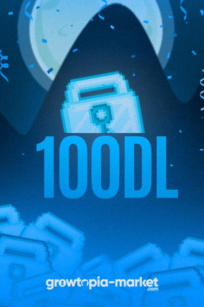 100 Diamond Lock