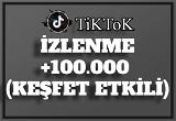 100.000 TikTok İzlenme | Keşfet Etkili | ANLIK