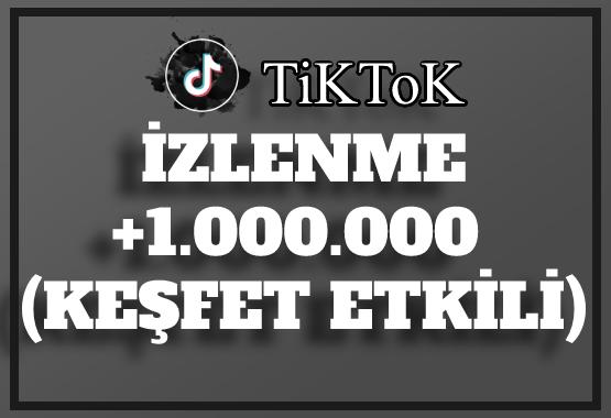 1.000.000 TikTok İzlenme | Keşfet | ANLIK