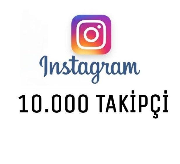 10k bot takipçi instagram
