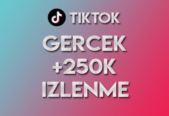 250.000 Tiktok İzlenme  ANLIK  KEŞFET ETKİLİ