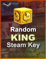 2X STEAM KING RANDOM KEY