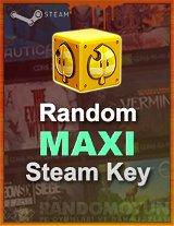 3X STEAM MAXI RANDOM KEY