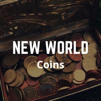 ALFHEIM NEW WORLD COIN