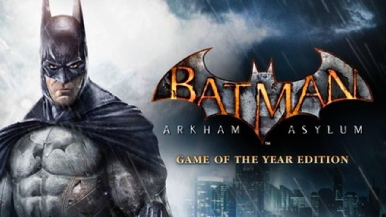 Batman: Arkham Asylum GOTY Edition + Garanti