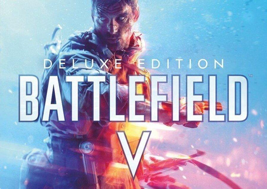 Battlefield 5 Deluxe Edition & Garanti