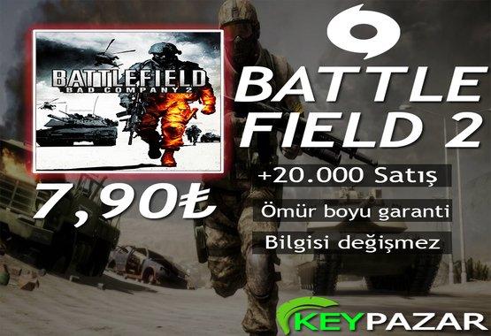 BATTLEFİELD B.C 2 ÖMÜR BOYU GARANTİ + HEDİYELİ!
