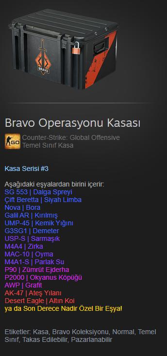 Bravo Kasası