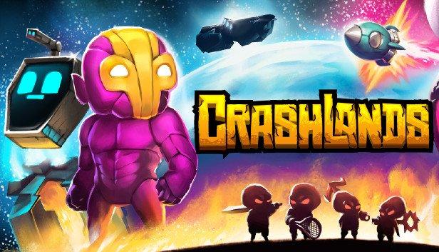 Crashlands Steam Key