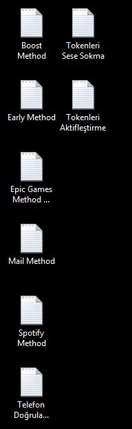 Discord Method Paketi
