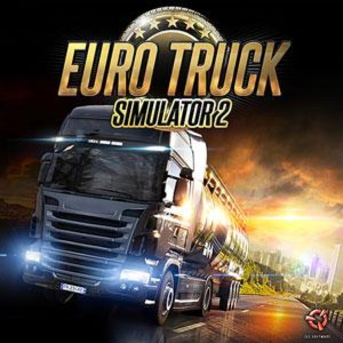 Euro Truck Simulator + OTOMATİK TESLİMAT.!!