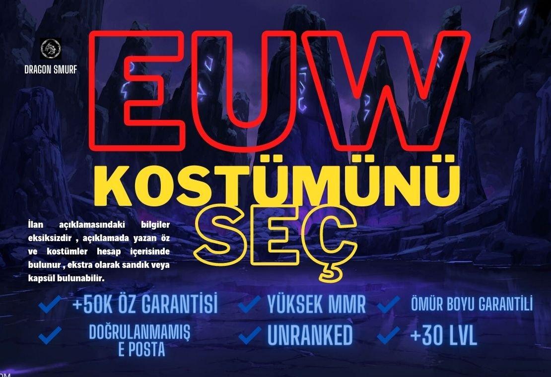 EUW Demonblade Tryndamere