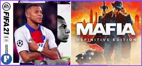 Fifa 21 Online + Mafia: Definitive Edt & Destek