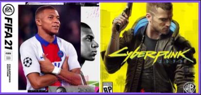 FIFA 21 Online Ultimate Team + Cyberpunk 2077