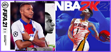 Fifa 21 Online Ultimate Team + NBA2K21& Garanti