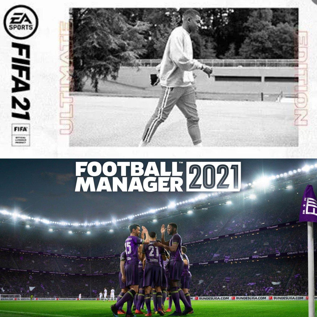 FIFA 21 Ultimate + FM 2021