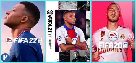 FIFA 22 + FIFA 21 + FIFA 20 (Ultimate Edition)
