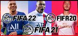 FIFA 22 + FIFA 21 + FIFA 20 Ultimate + Garanti!