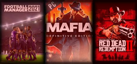 FM 2021 / Mafia Def. / Cyberpunk 2077 + Garanti