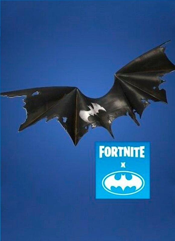 Fortnite Batman Zero Wing Glider